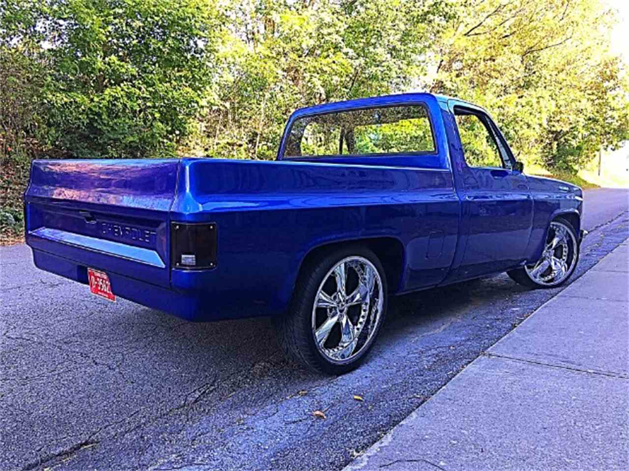 Large Picture of '82 C/K 10 located in Tennessee - M2YM