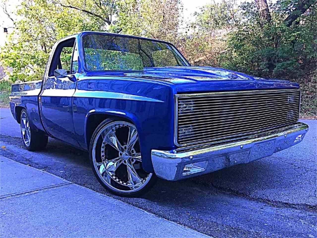 Large Picture of 1982 Chevrolet C/K 10 - $12,990.00 Offered by Bobby's Car Care - M2YM