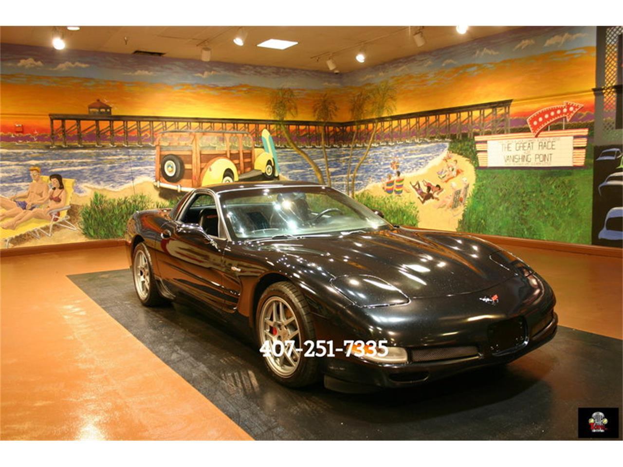 Large Picture of '01 Corvette Z06 - M4UR