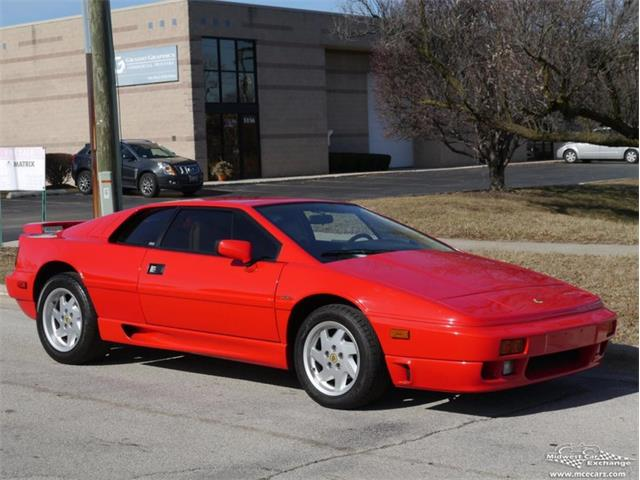 Picture of '90 Lotus Esprit located in Alsip Illinois Offered by  - M4UV