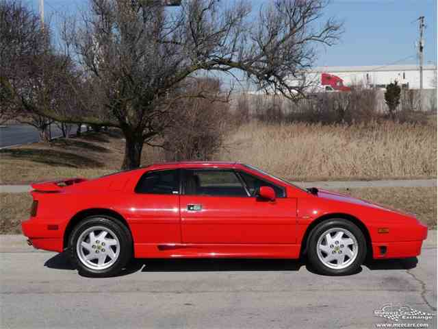 Picture of 1990 Lotus Esprit located in Illinois Offered by  - M4UV