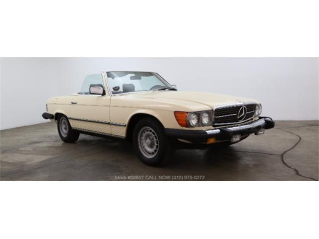 Picture of '84 380SL - M4V3