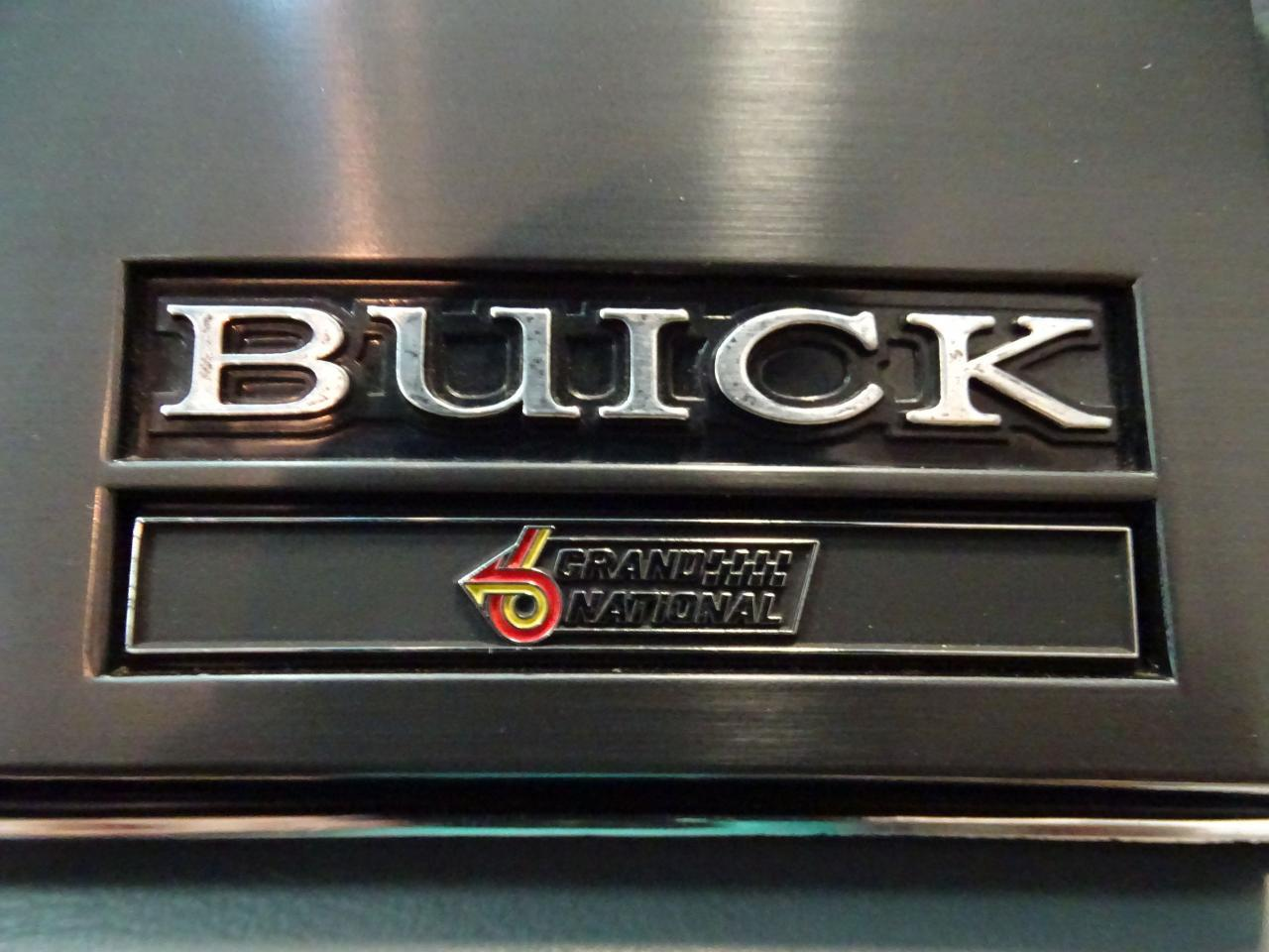 Large Picture of '87 Buick Regal - $28,995.00 - M4V5