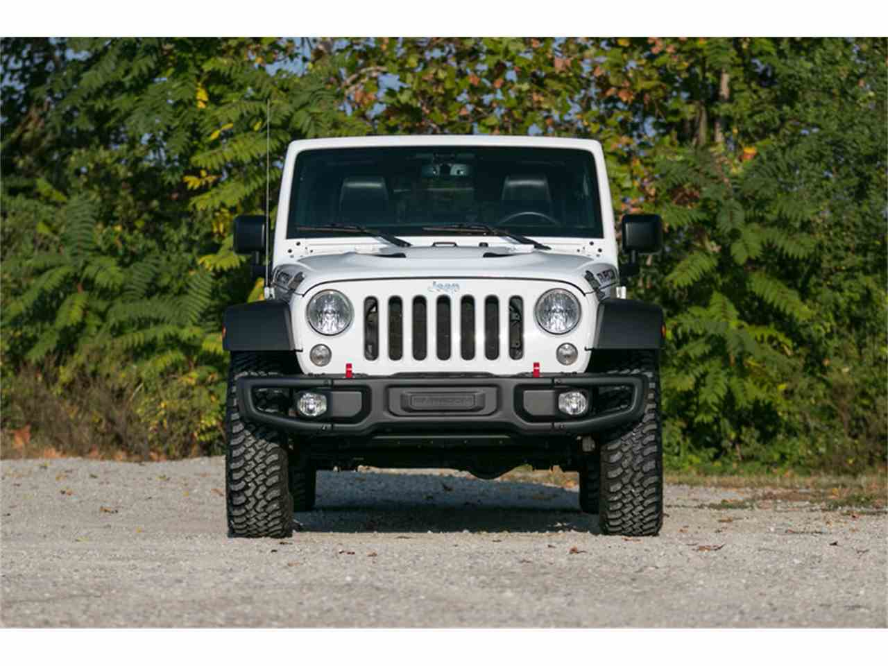 Large Picture of 2015 Jeep Wrangler - $29,995.00 - M4VI