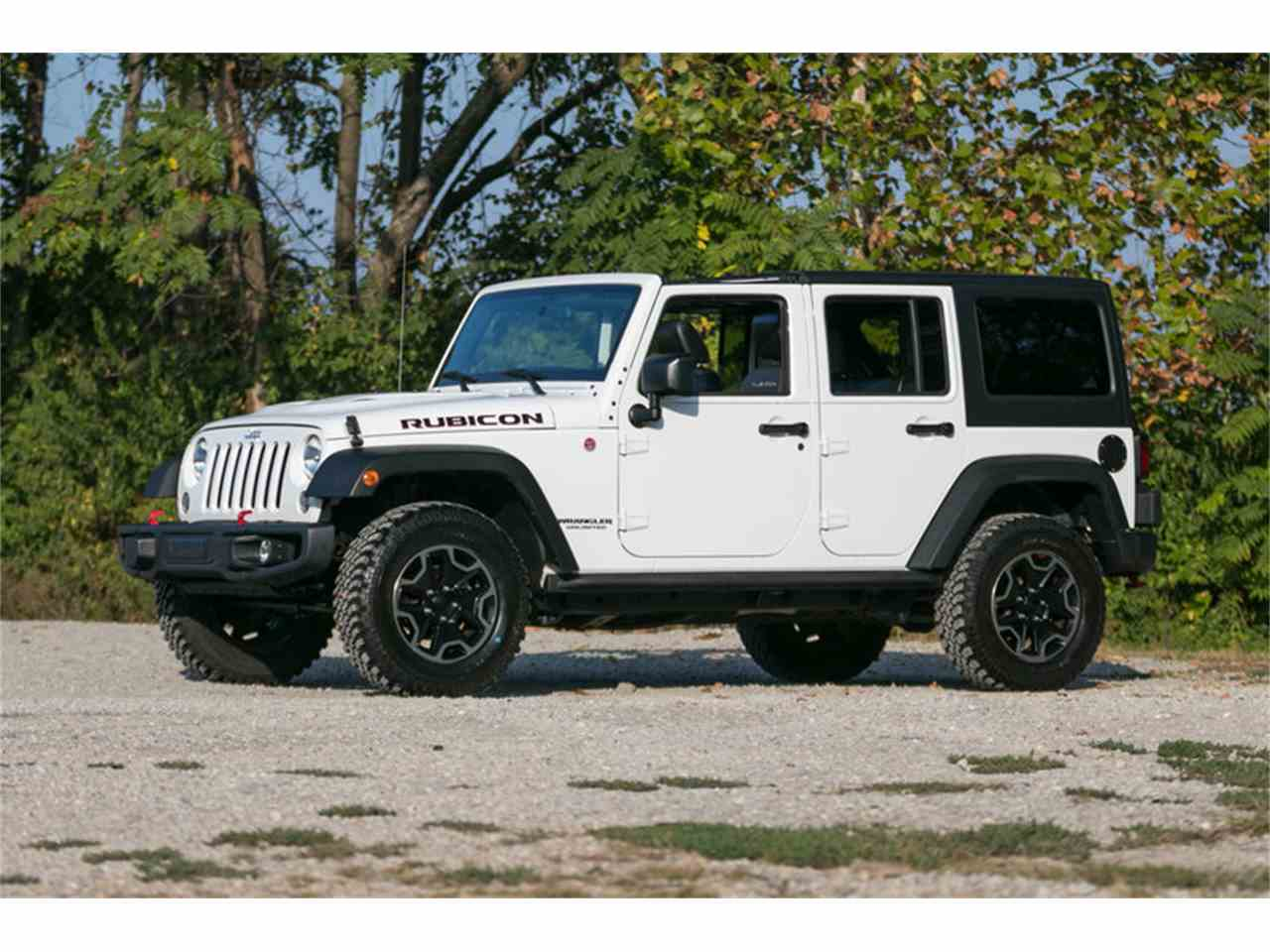 Large Picture of '15 Jeep Wrangler located in St. Charles Missouri Offered by Fast Lane Classic Cars Inc. - M4VI