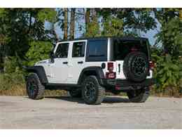 Picture of 2015 Jeep Wrangler located in St. Charles Missouri - $29,995.00 - M4VI