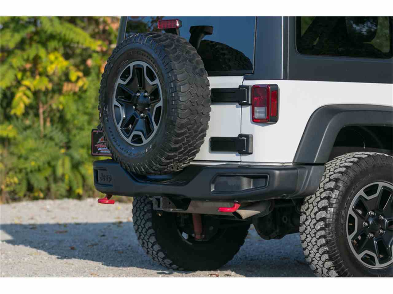Large Picture of '15 Wrangler located in St. Charles Missouri Offered by Fast Lane Classic Cars Inc. - M4VI