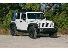Picture of 2015 Jeep Wrangler located in St. Charles Missouri - M4VI