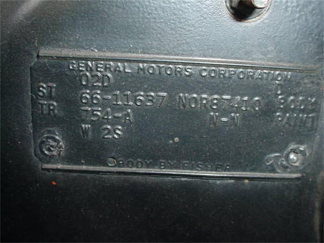 Large Picture of '66 Nova - M4WM