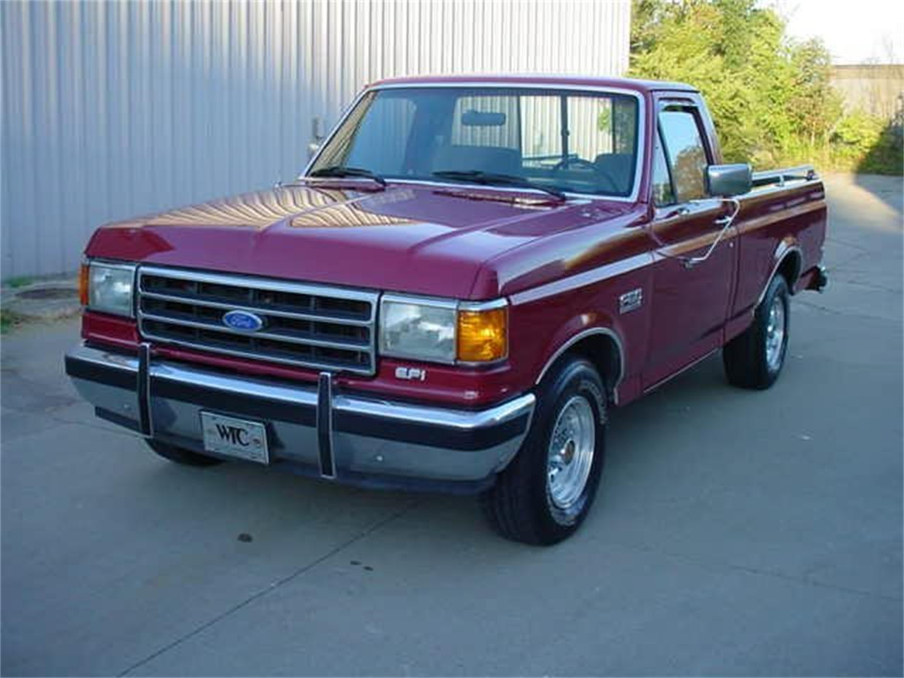 Large picture of 91 f150 m4x1