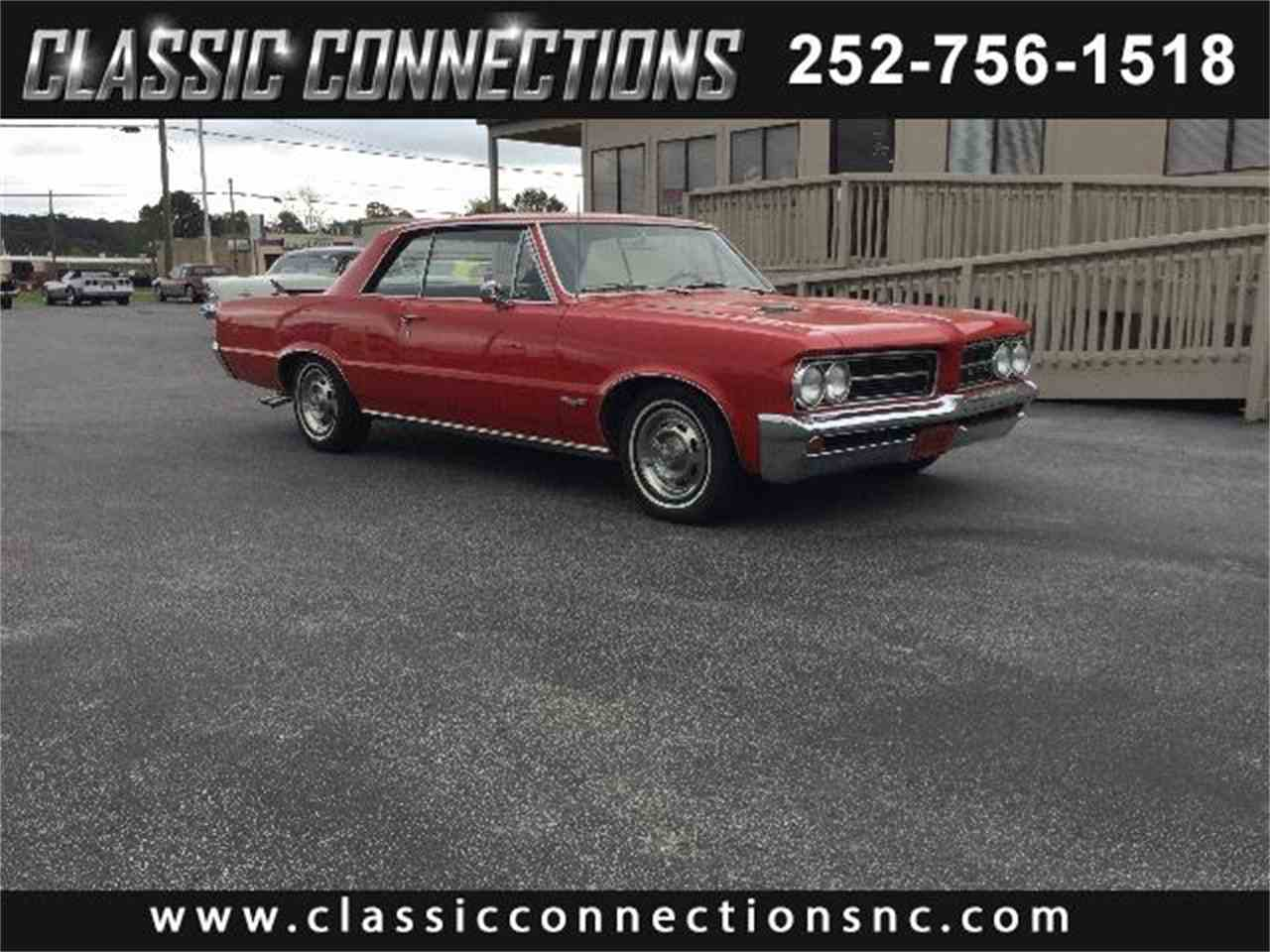 Large Picture of Classic 1964 GTO located in North Carolina - $29,999.00 Offered by Classic Connections - M4YA