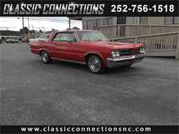 Picture of '64 GTO located in Greenville North Carolina Offered by Classic Connections - M4YA