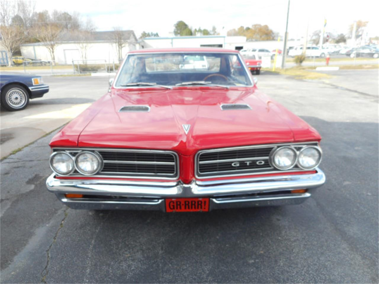 Large Picture of '64 GTO - M4YA