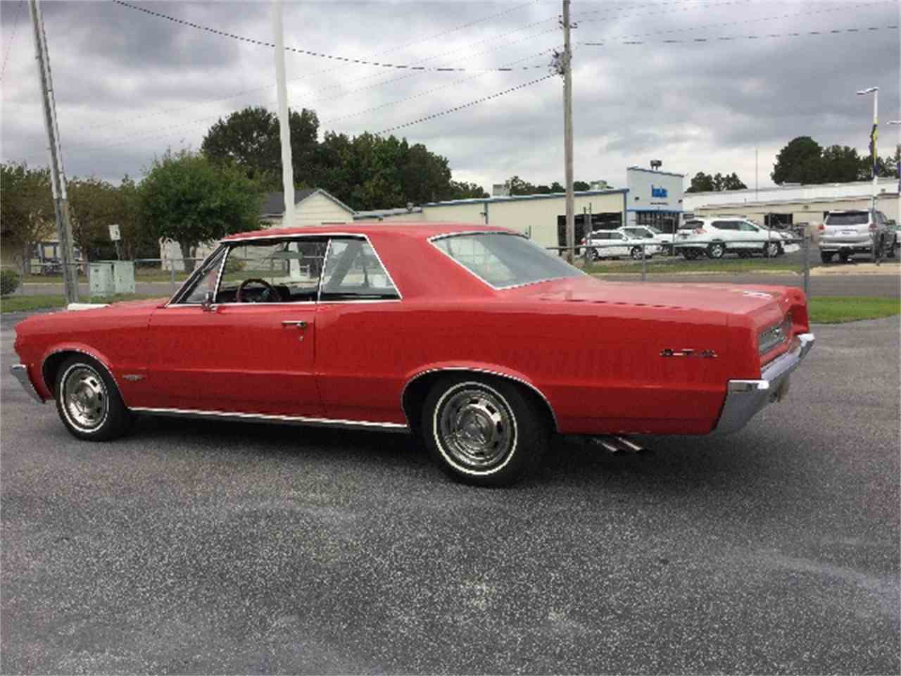 Large Picture of Classic 1964 Pontiac GTO located in Greenville North Carolina - $29,999.00 Offered by Classic Connections - M4YA