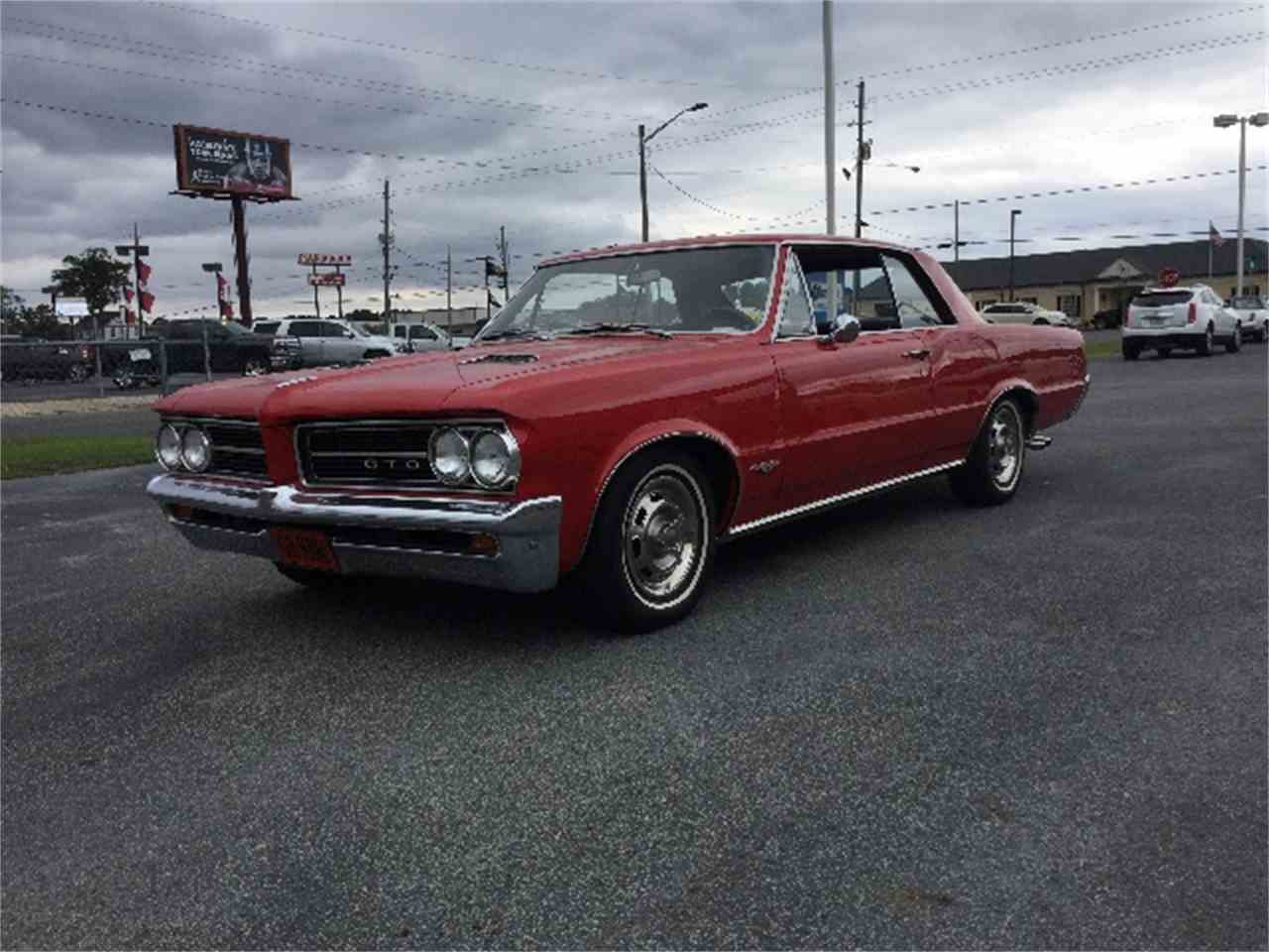 Large Picture of 1964 Pontiac GTO located in North Carolina Offered by Classic Connections - M4YA