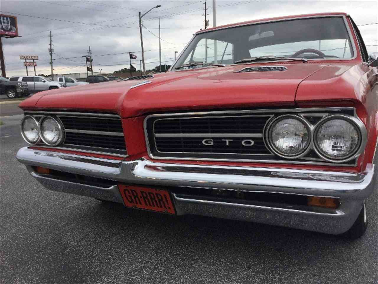 Large Picture of 1964 Pontiac GTO - $29,999.00 Offered by Classic Connections - M4YA