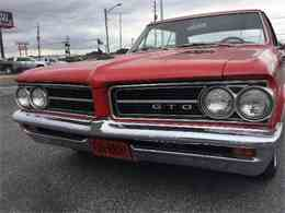 Picture of Classic '64 Pontiac GTO Offered by Classic Connections - M4YA