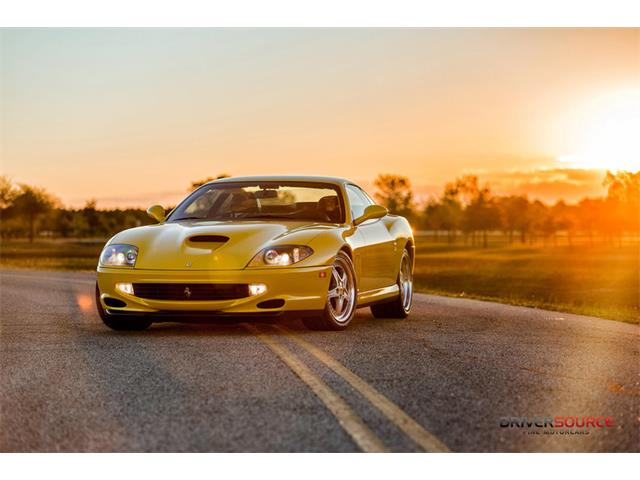 Picture of '97 Ferrari 550 Maranello Offered by  - M4YS