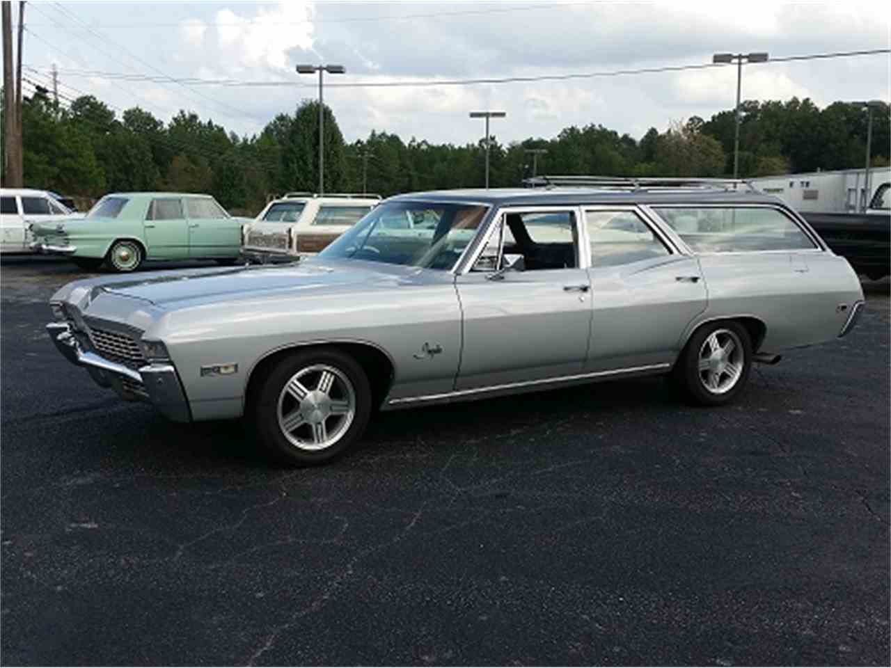 Large Picture of '68 Impala - M4ZR