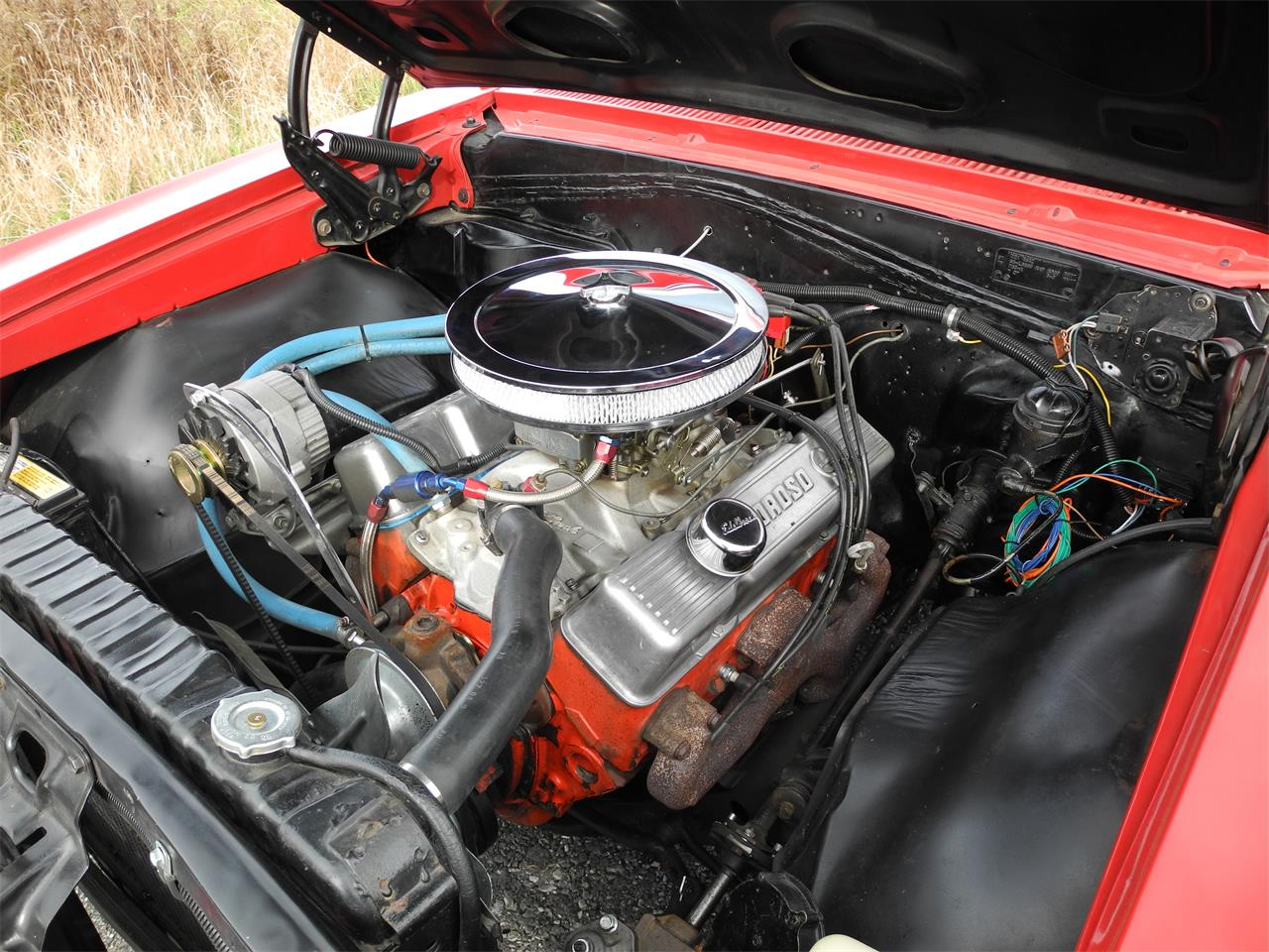 Large Picture of '66 El Camino - M512