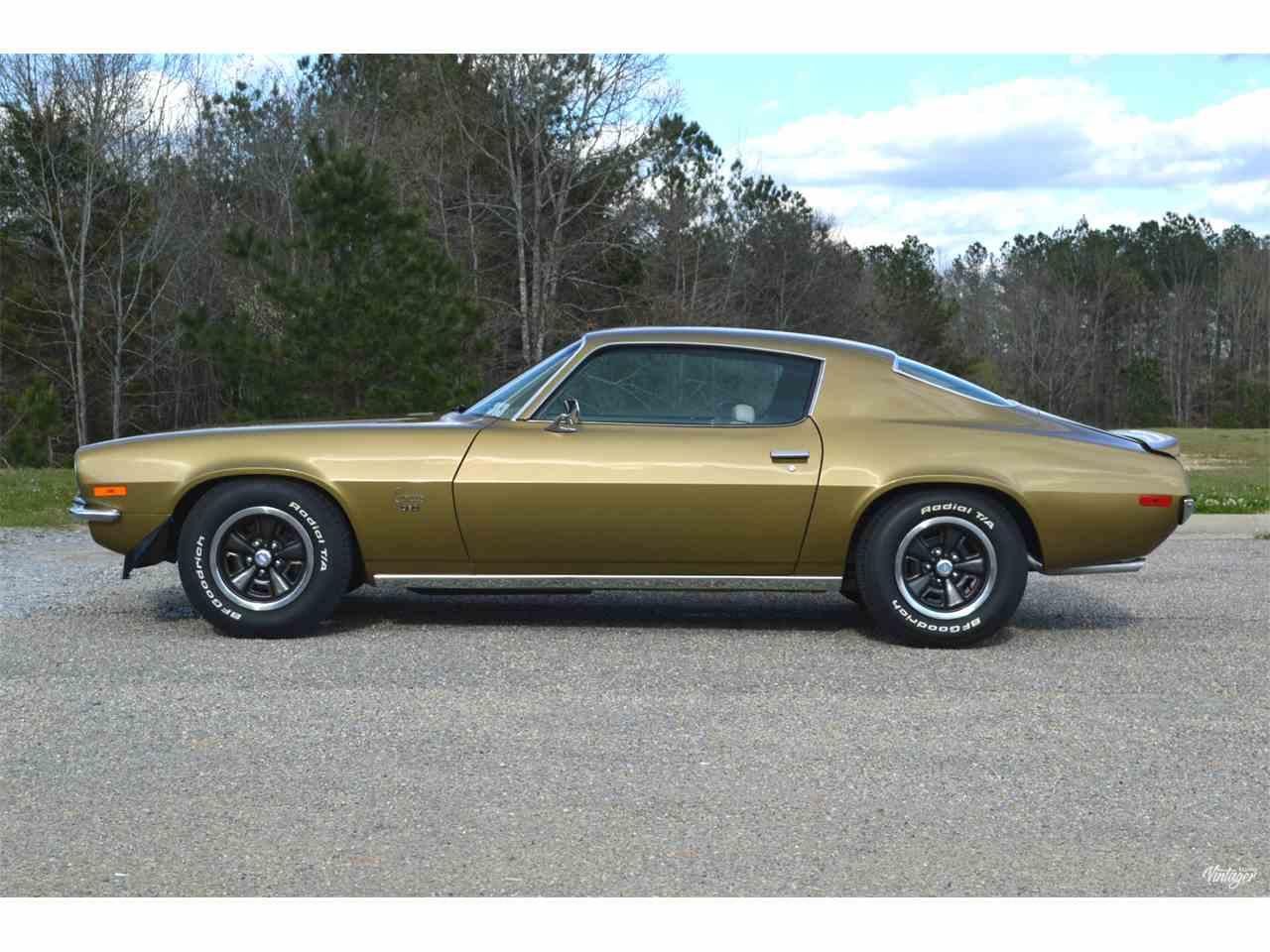 Large Picture of 1970 Chevrolet Camaro - M517