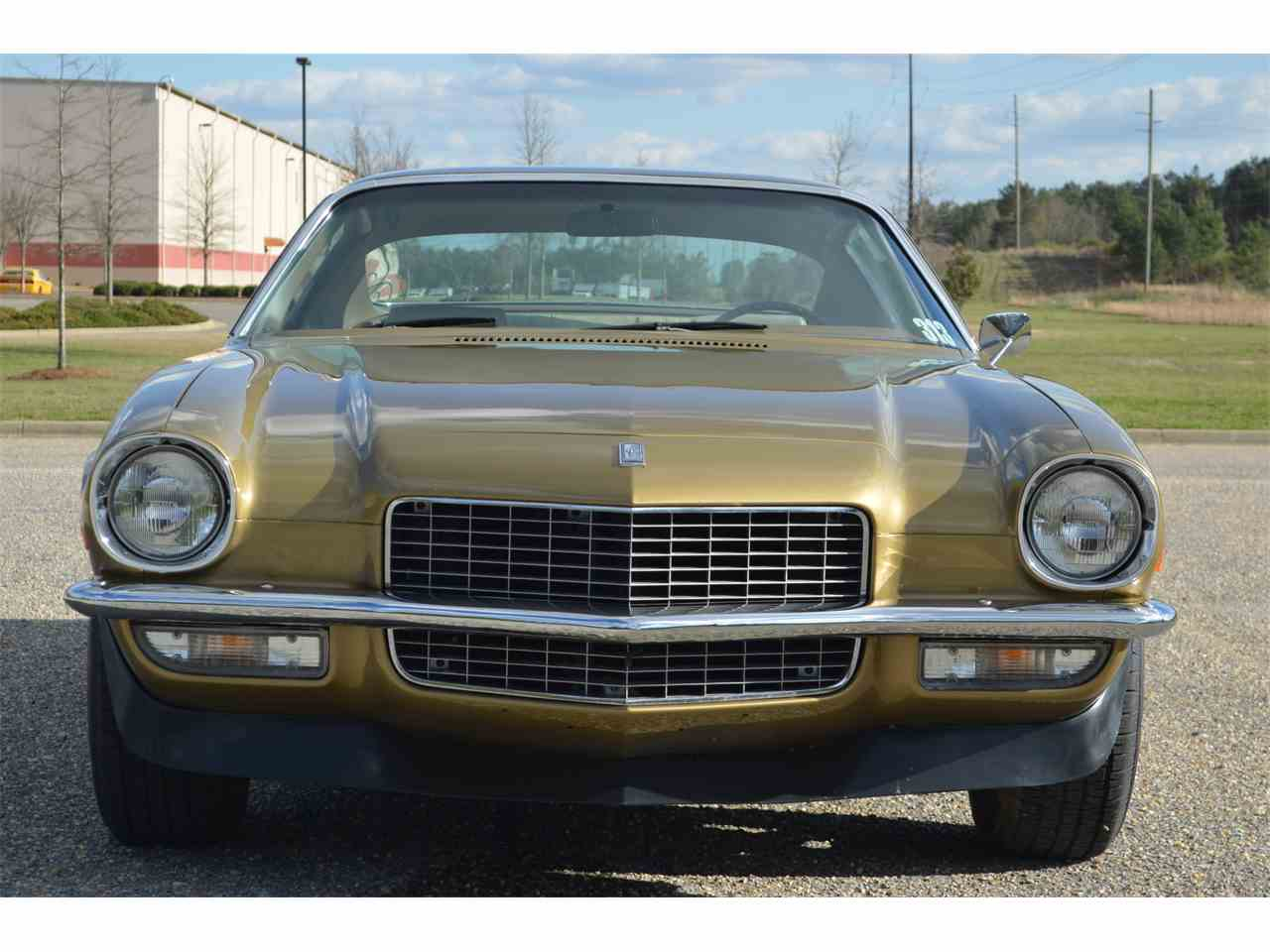 Large Picture of '70 Chevrolet Camaro located in Alabama - $27,900.00 Offered by Leaded Gas Classics - M517