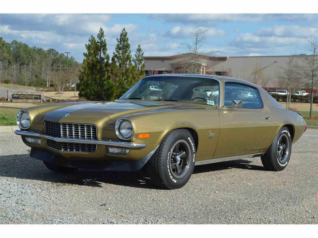 Large Picture of Classic '70 Chevrolet Camaro located in Alabaster Alabama - $27,900.00 - M517