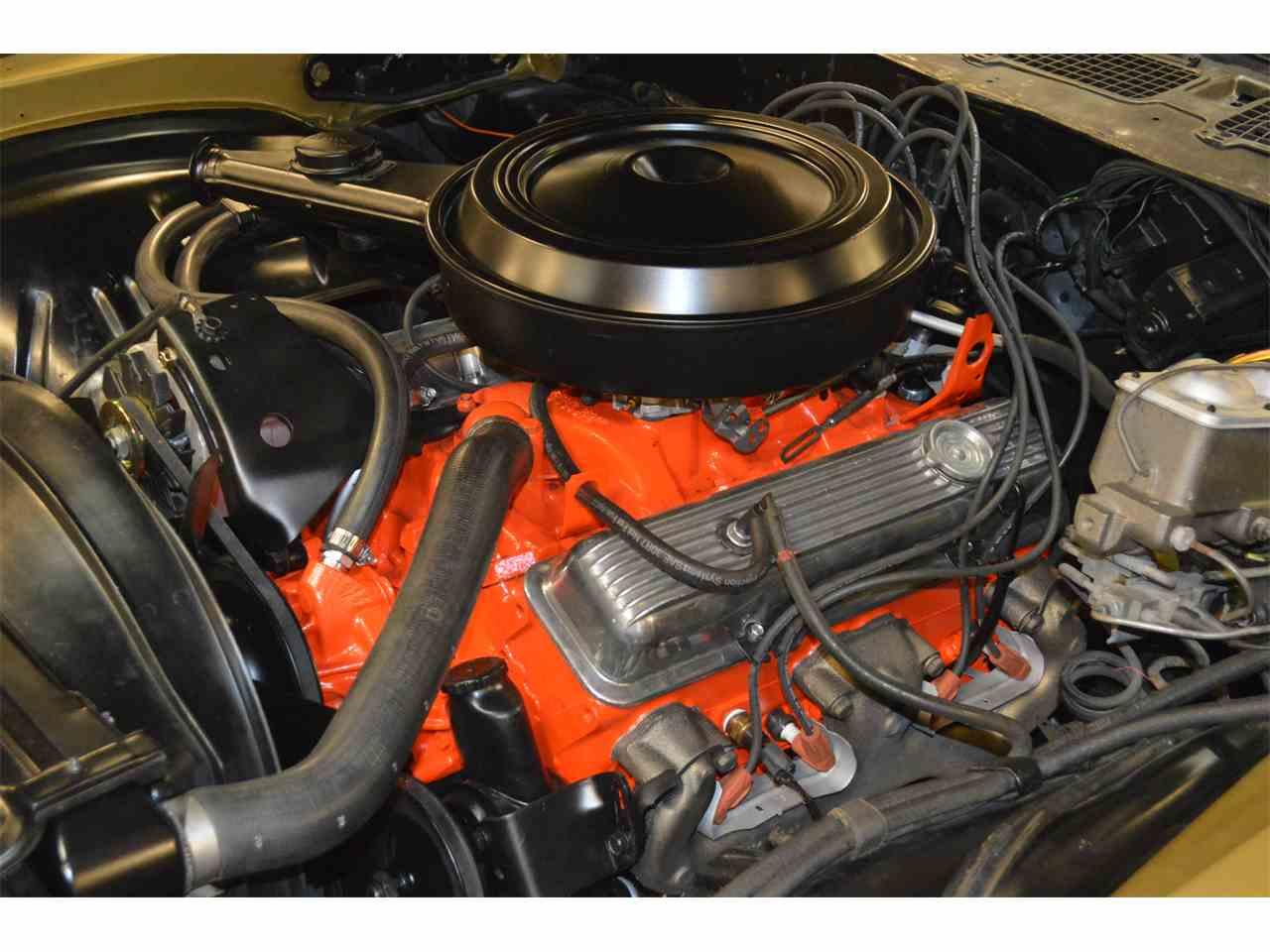 Large Picture of 1970 Chevrolet Camaro located in Alabaster Alabama - M517