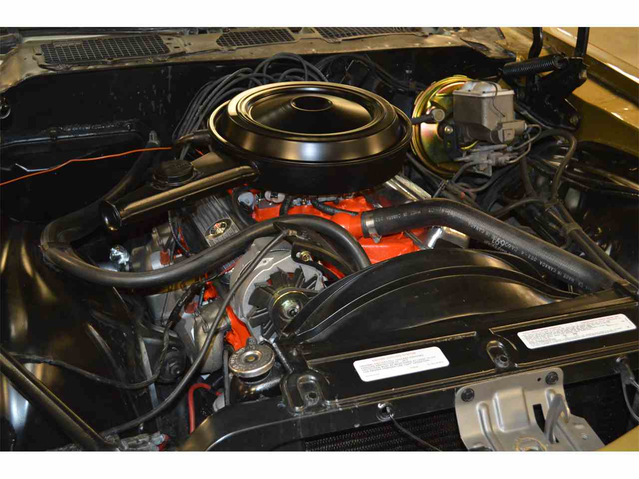 Large Picture of 1970 Chevrolet Camaro - $27,900.00 Offered by Leaded Gas Classics - M517