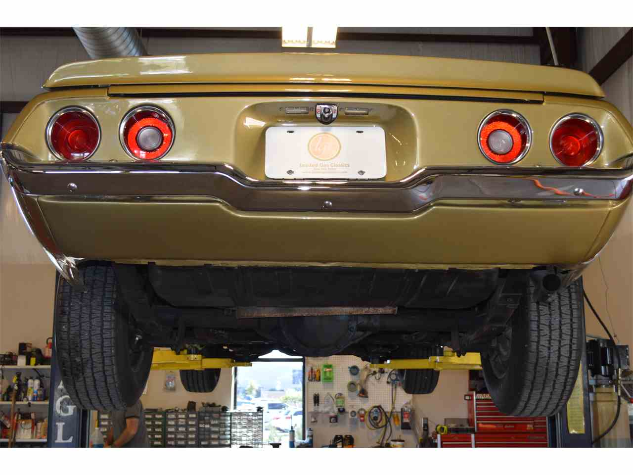Large Picture of Classic 1970 Chevrolet Camaro located in Alabaster Alabama Offered by Leaded Gas Classics - M517