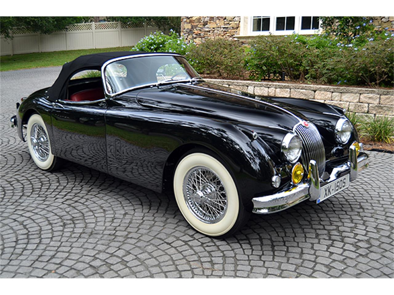 Jaguar xk150 for sale