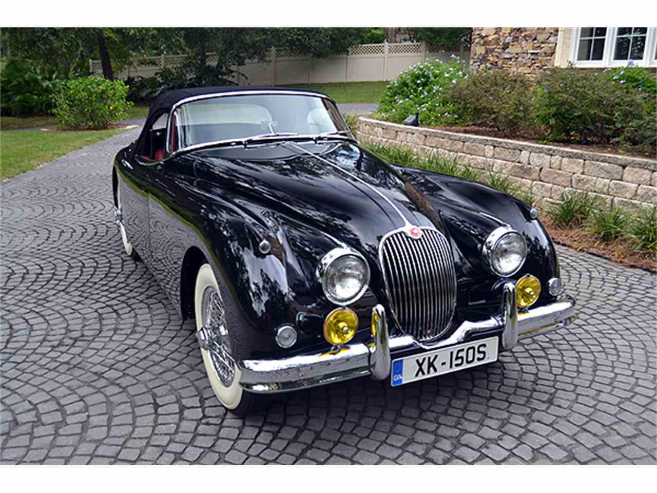 1958 Jaguar XK150 for Sale   ClassicCars.com   CC-1032962