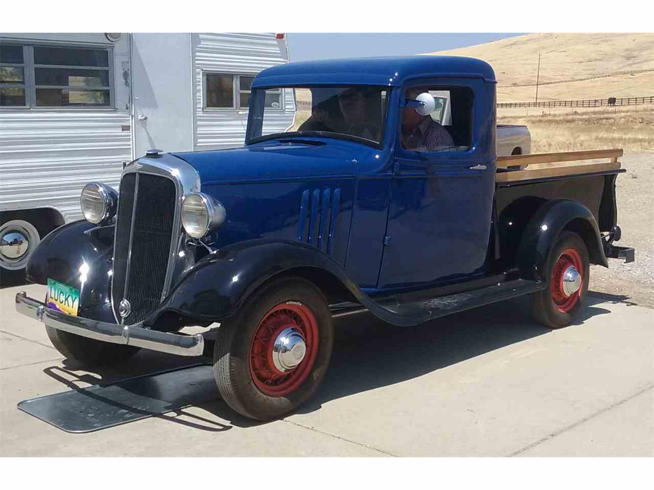 1935 Chevrolet Pickup for Sale | ClassicCars.com | CC-1032967