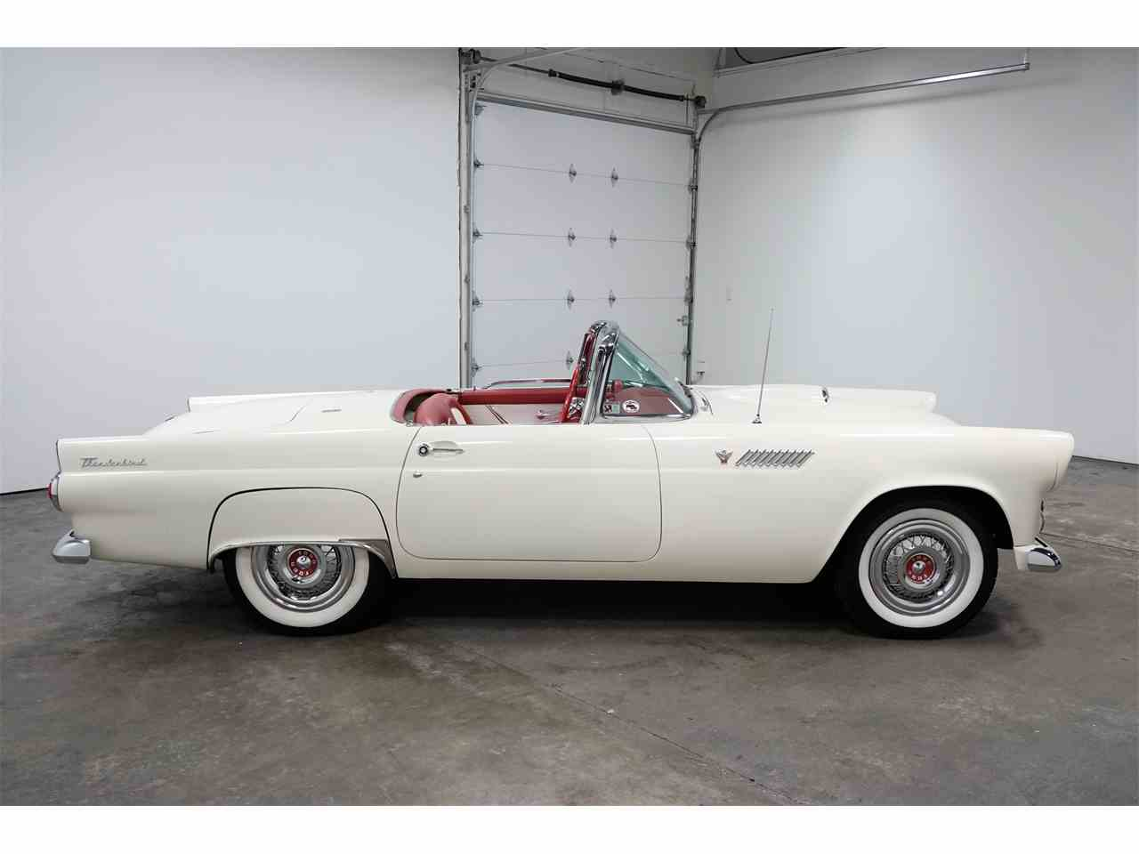 Large Picture of '55 Thunderbird - M51K