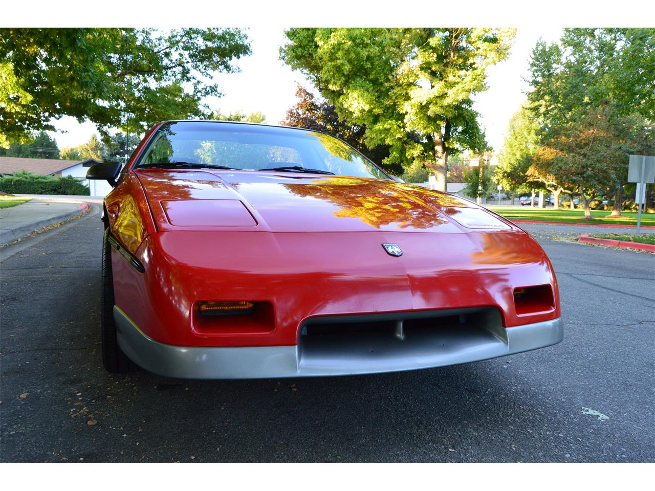 Large Picture of '85 Fiero - M51L