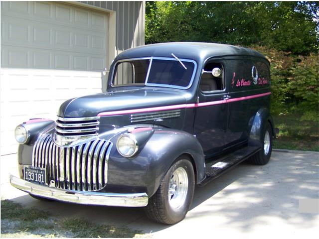 Picture of '41 Panel Delivery Offered by a Private Seller - M2RY