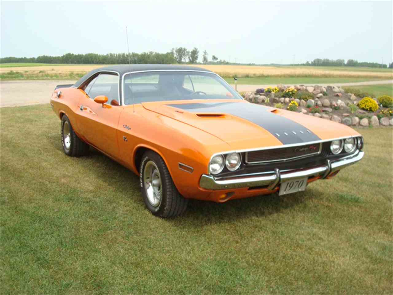 1970 dodge challenger r t for sale cc 1030311. Black Bedroom Furniture Sets. Home Design Ideas