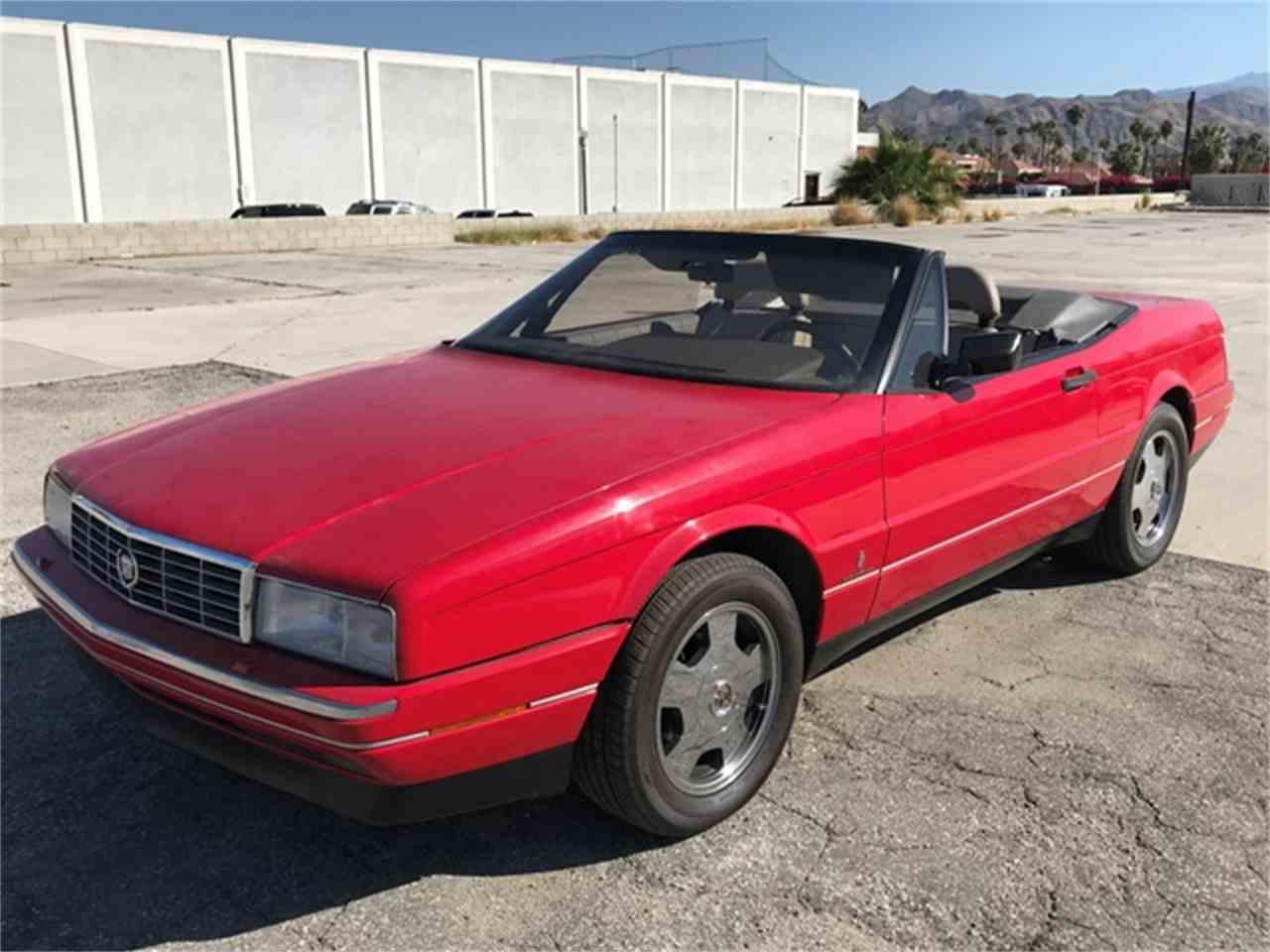 1990 Cadillac Allante for Sale   ClicCars.com   CC-1033153