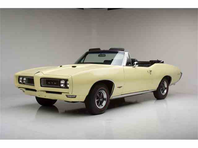 Picture of '68 GTO - M58K