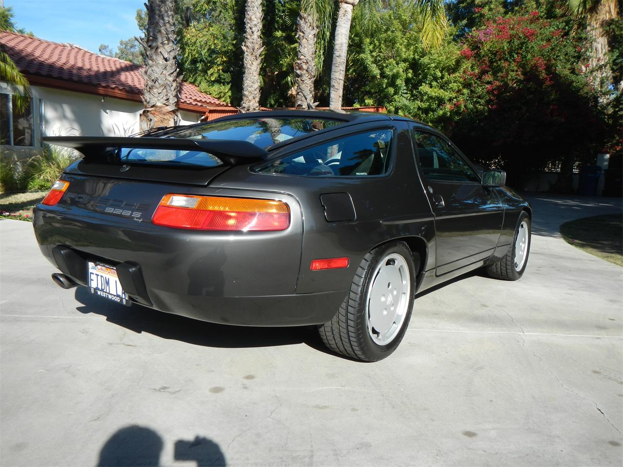 Large Picture of '89 Porsche 928S located in Woodladn Hills California - $36,900.00 Offered by California Cadillac And Collectibles - M590