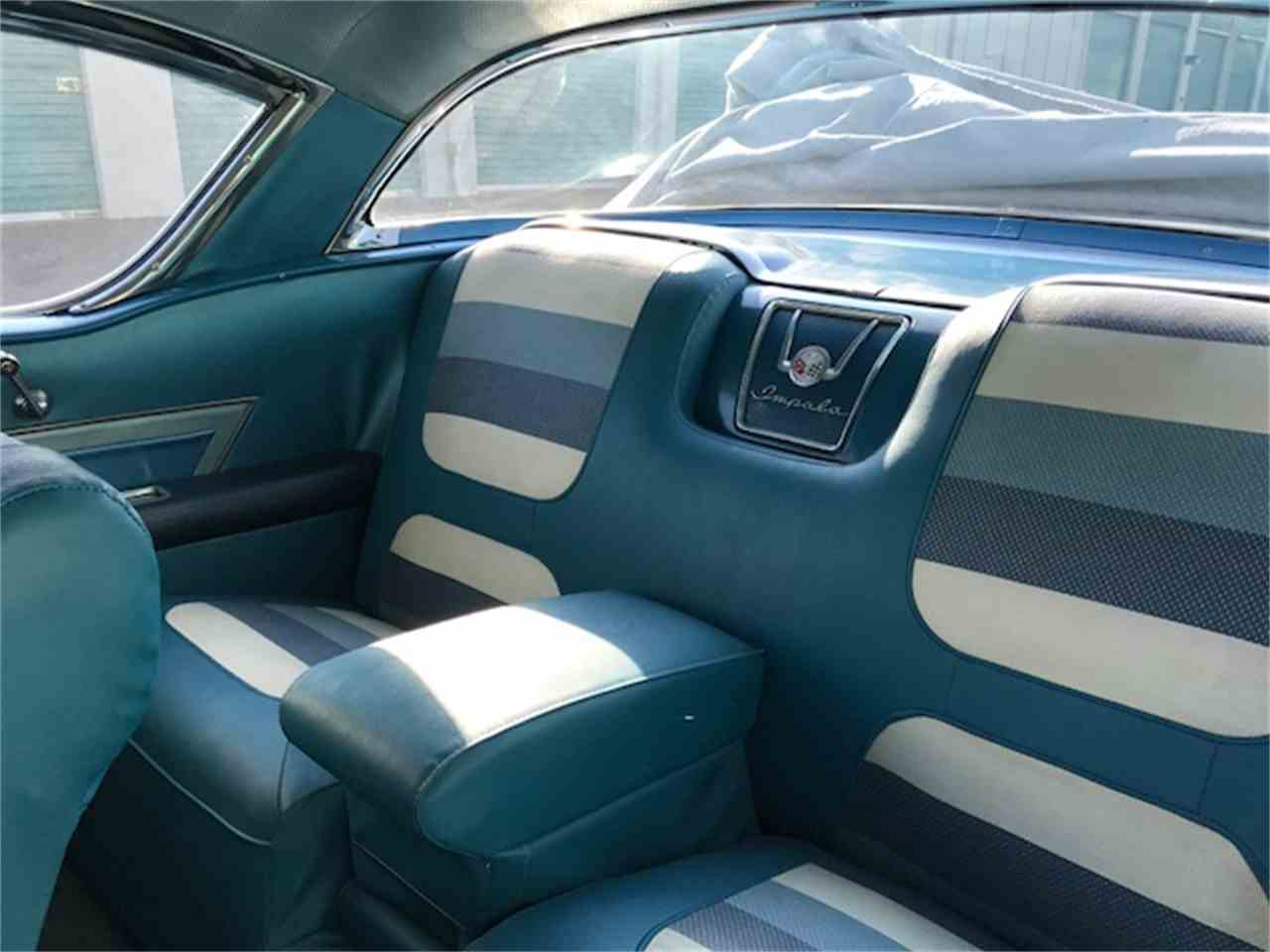 Large Picture of '58 Impala - M59J