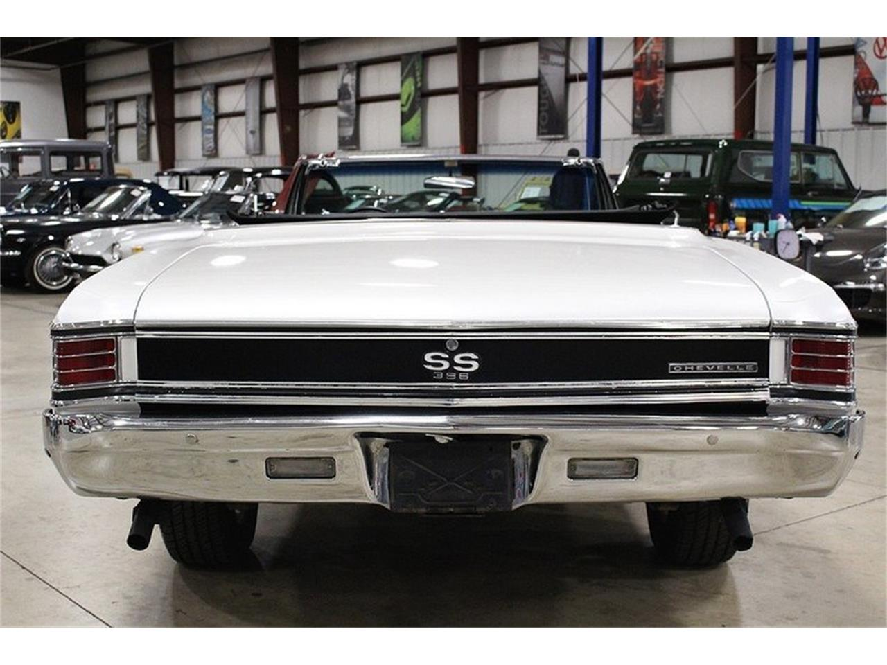 Large Picture of '67 Chevelle - M59T