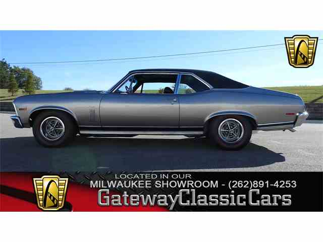 Picture of 1970 Chevrolet Nova - $48,995.00 Offered by Gateway Classic Cars - Milwaukee - M5AQ