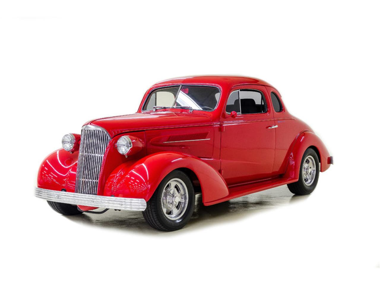 1937 Chevrolet Business Coupe For Sale Classiccars Com