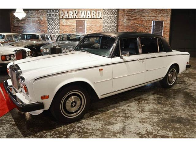 Picture of '77 Silver Shadow - M5CL