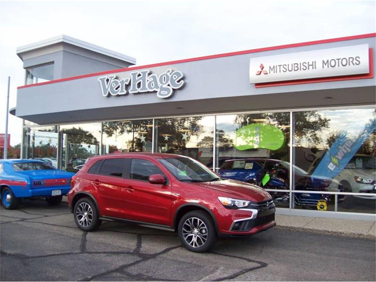 Large Picture of 2018 Outlander located in Michigan Offered by Verhage Mitsubishi - M5CZ