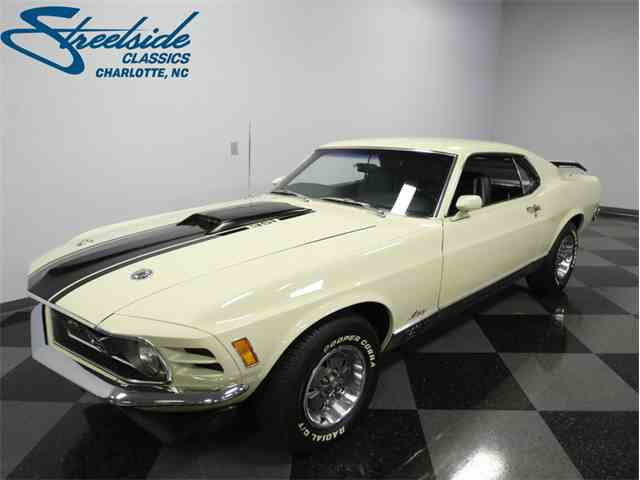 Picture of '70 Mustang Mach 1 - M5DQ