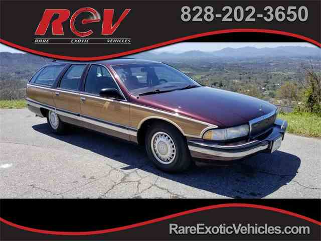 Picture of '95 Buick Roadmaster located in North Carolina - $7,499.00 - M5F9