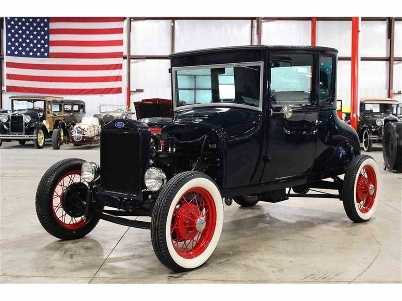 Large Picture of '27 Ford Model T located in Michigan - $13,900.00 Offered by GR Auto Gallery - M5FL