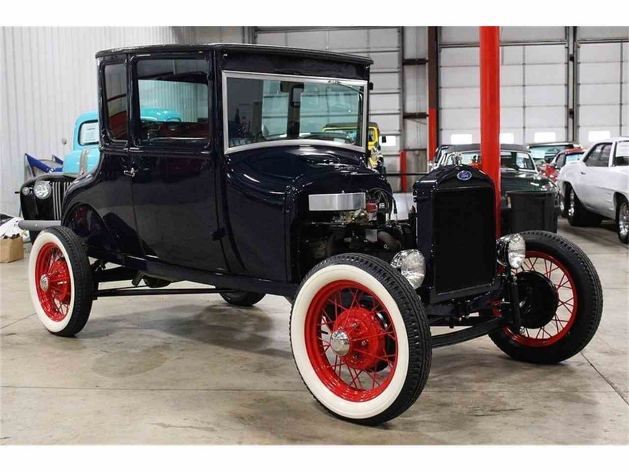 Large Picture of Classic 1927 Model T - $13,900.00 - M5FL